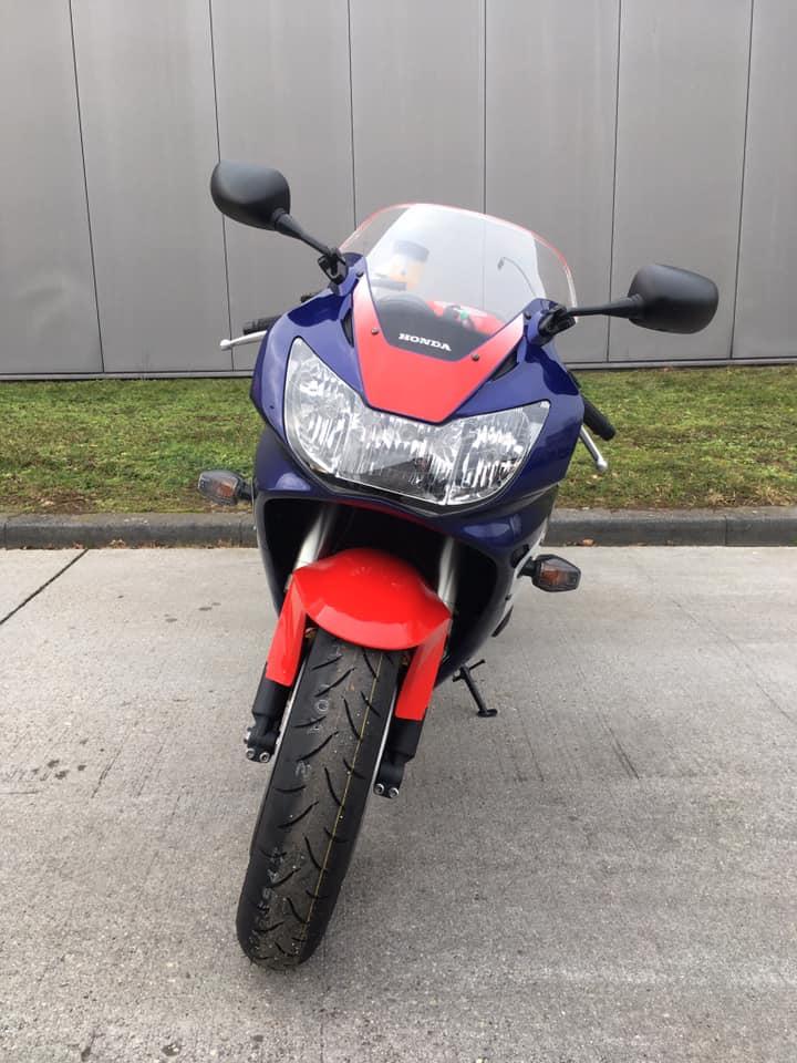 Honda CBR 900 RR